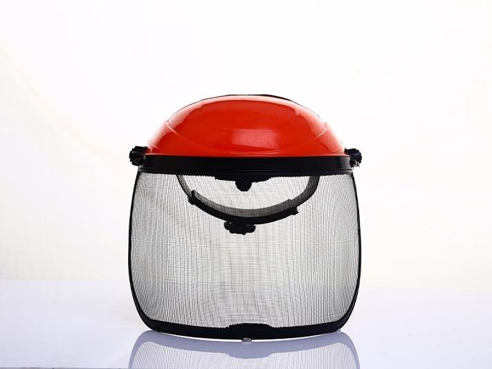 钢丝网防护面罩